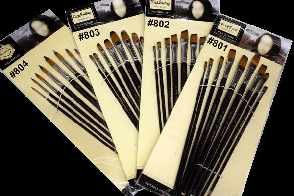 Bomega 800 series Brush sets